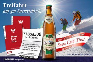 BUÖ Edelweiss MPreis Promotionbild